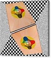 Shots Shifted - Le Soleil 6 Canvas Print