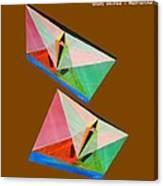 Shots Shifted - Matriarche 5 Canvas Print