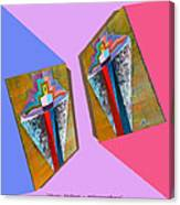 Shots Shifted - Metamorphose 7 Canvas Print