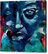Show me your true colors Canvas Print