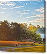 Showcase Barn And Farm Canvas Print