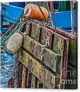 Shrimpboat Tools Of The Trade Canvas Print