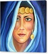 Shroud Of Mysticism Canvas Print