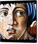 Sibyl Of Delphi Canvas Print