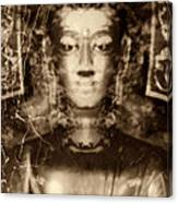 Siddhartha Gautama Canvas Print
