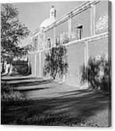 Side View Mission San Jose De Tumacacori Tumacacori Arizona 1979 Canvas Print