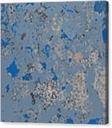 Sidewalk Abstract-17 Canvas Print