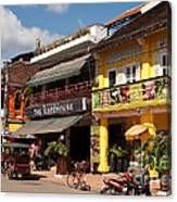 Siem Reap 02 Canvas Print