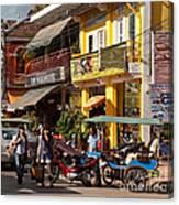 Siem Reap 03 Canvas Print