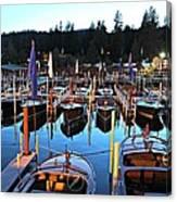 Sierra Boat Company Canvas Print
