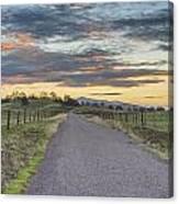 Sierra Foothills Canvas Print