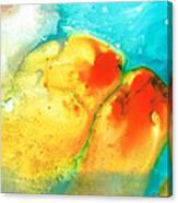 Siesta Sunrise Canvas Print