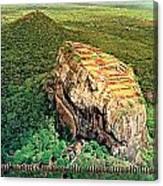 Sigiriya Canvas Print