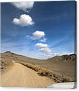 Signals ... Along The Bristlecone Pine Highway, White Mountains, California.  Canvas Print