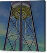 Sikeston Water Tower  II Canvas Print