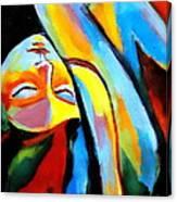 Silenced Desires Canvas Print