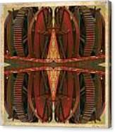 Silent Behemoth Canvas Print
