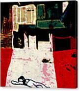 silent place Nr.5 Canvas Print