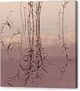 Silent Rhapsody. Sacred Music II Canvas Print