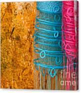 Silk Fabric 05 Canvas Print