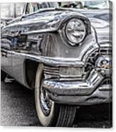 Silver Caddy 2 Canvas Print