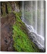 Silver Falls State Park Canvas Print