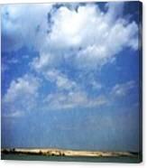 Silver Lake Sand Dunes 2.0 Canvas Print