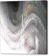 Silvershear Canvas Print