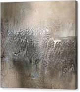 Silvery Night Canvas Print