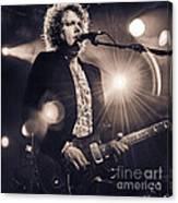 Simon Mcbride In Concert 2 Canvas Print