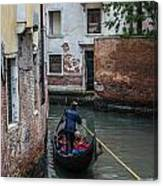 Simply Venice Canvas Print