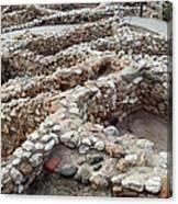 Sinagua Indian Ruins Canvas Print