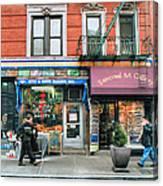 259 Bleecker Street  Canvas Print