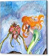 Sindaria Of The Seven Sorrows  Canvas Print