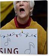 Sing Sing Canvas Print