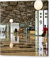 Singapore Changi Airport 03 Canvas Print