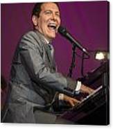 Singer Michael Feinstein Performing With The Pasadena Pops. Canvas Print