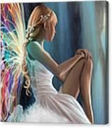 Single Fairy Canvas Print
