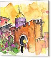 Sintra Castle Canvas Print