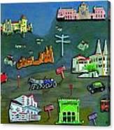 Sintra Portugal Canvas Print
