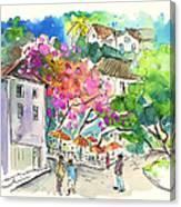 Sintra Square 02 Canvas Print