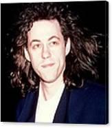 Sir Bob Geldorf 1989 Canvas Print