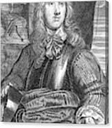 Sir Charles Lucas  Military Commander Canvas Print