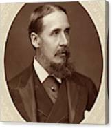 Sir Charles R Canvas Print