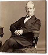 Sir Charles Wheatstone (1802-1875) Canvas Print