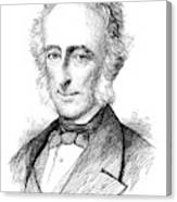 Sir Charles Wood (1800-1885) Canvas Print