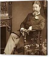 Sir Francesco Paolo Tosti Canvas Print