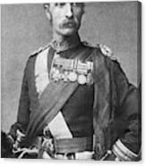Sir George Stewart White (1835-1912) Canvas Print