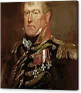 Sir George Wood (1767-1831) Canvas Print