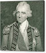 Sir Ralph Abercromby  British General Canvas Print